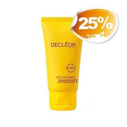DECLÉOR Masque Flash Eclat 50ml offerta