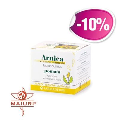 Farmaderbe  ARNICA POMATA 75ML