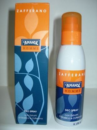 Picture of Deo Spray Zafferano L'AMANDE HOMME