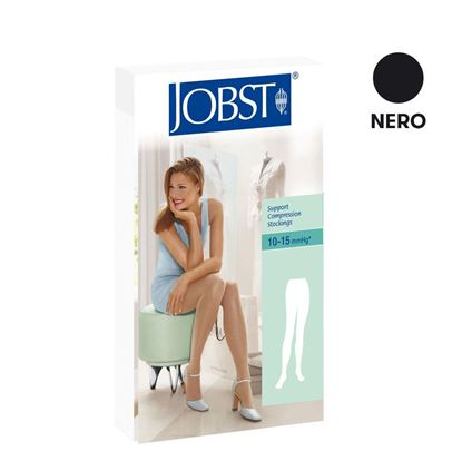 Picture of JOBST calze riposanti preventive 70 denari 15-20 mmHg colore NERO o NATURALE