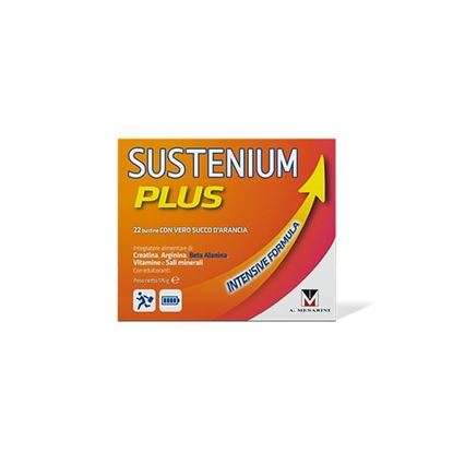 Picture of Sustenium plus Multivitamico Ricarica - 12 Bustine