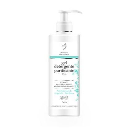 Immagine di LINEA ESSENZIA - Gel detergente purificante 150 ml a base di Amminoacidi vegetali e Bardana